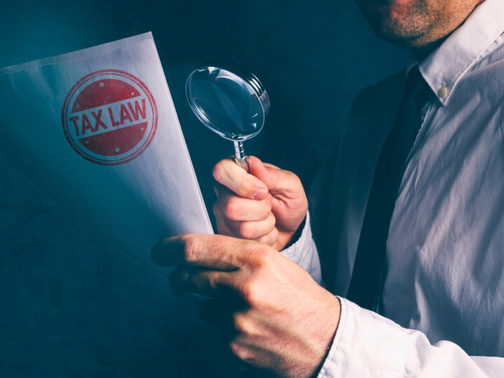 What the New Tax Law Could Mean for the Legal Field