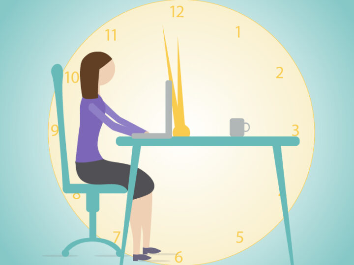 How to Stay Active at Your Desk Job