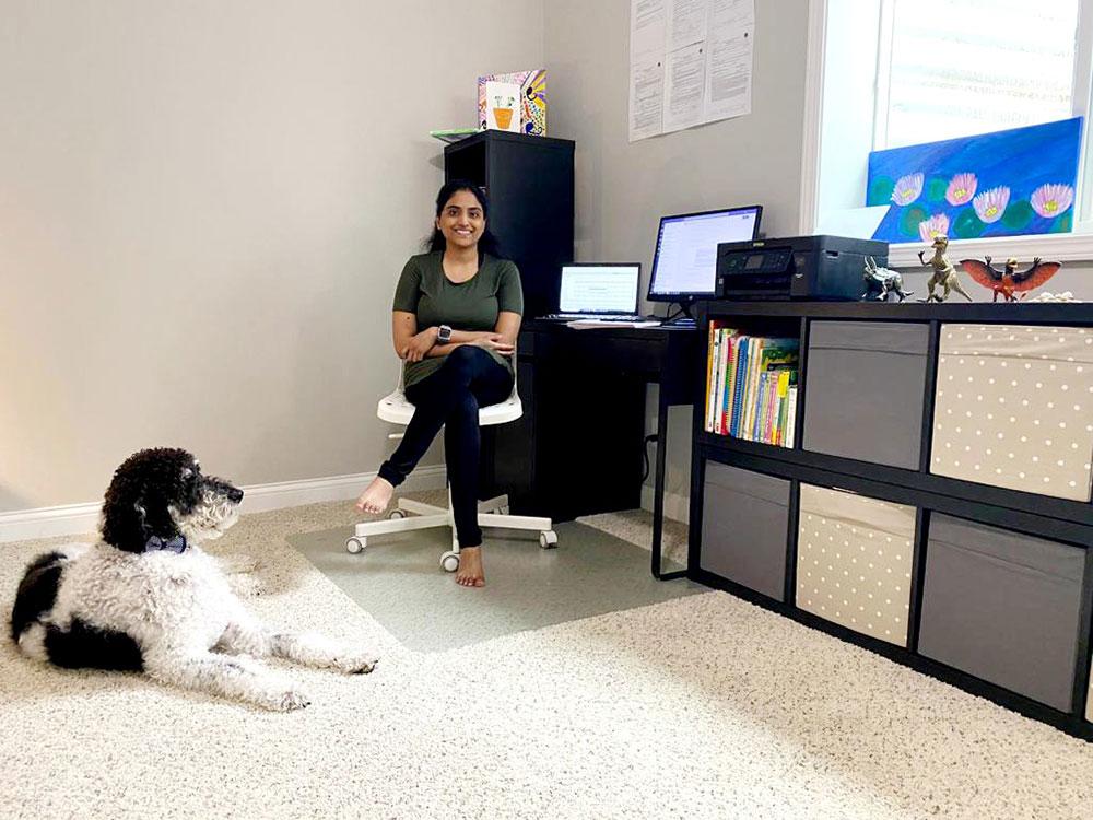 Meet the People of Pearl Insurance: Mahita Kolli