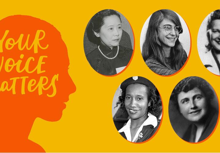 Five Overlooked Women in History