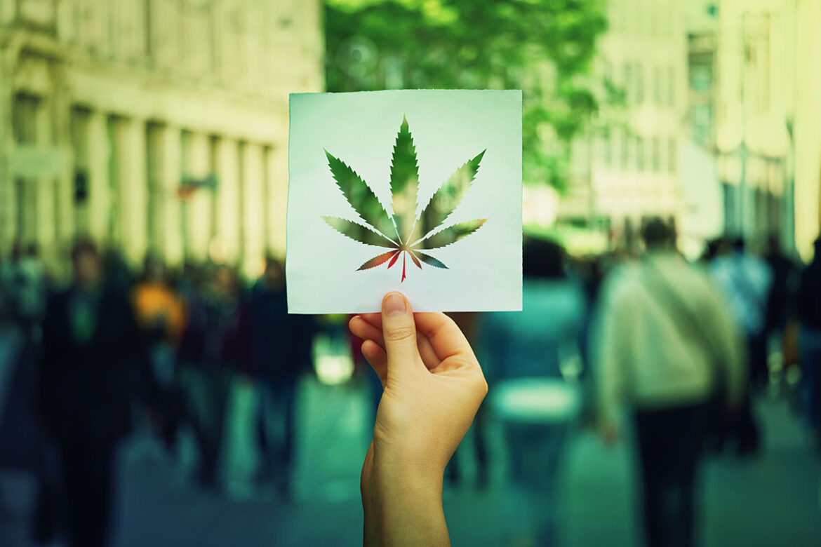 Marijuana Legalization & the Office: Creating a Policy