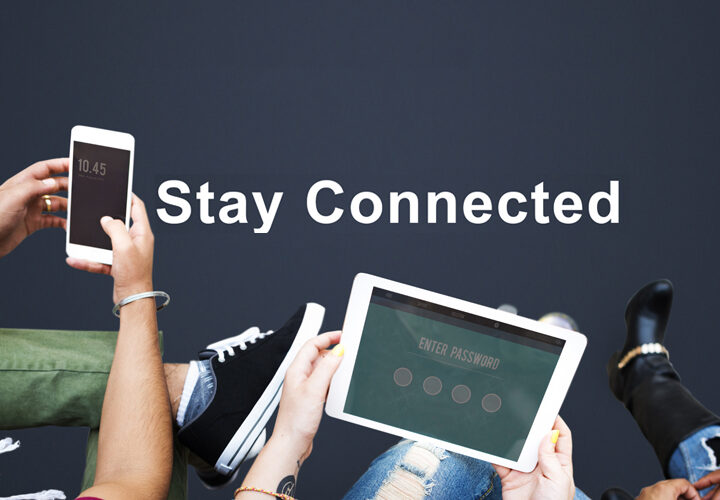 Ways to Stay Connected While Apart