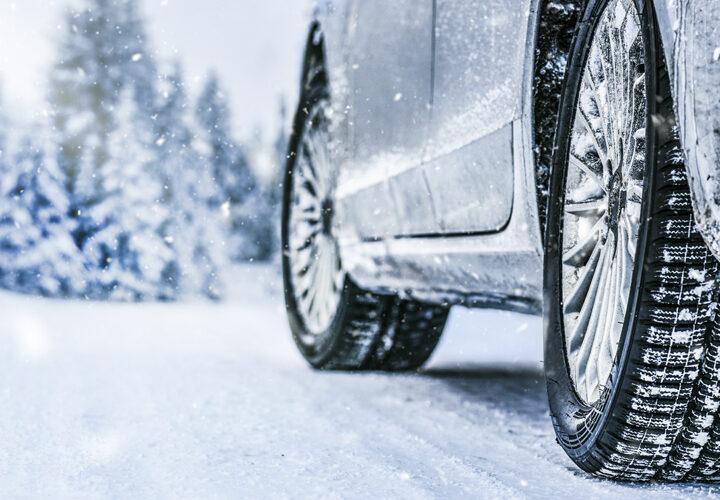 Top Five Winter Safety Tips for Your Car