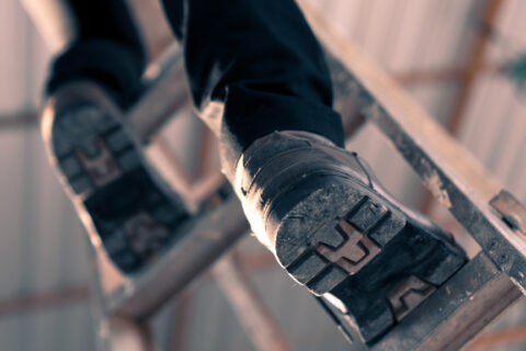 Don't Skip a Rung in Ladder Safety